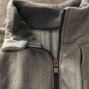Men's Lululemon jacket sweatshirt zip up